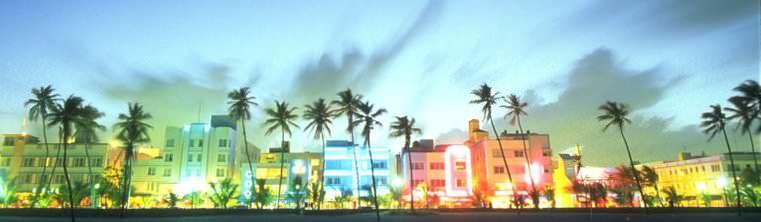Forfait 4 jours de vacances à Miami
