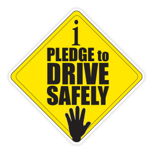 Safe Driving Pledge