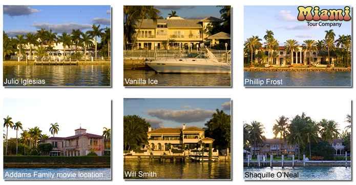 Fotografias do Passeio Miami em Barco<