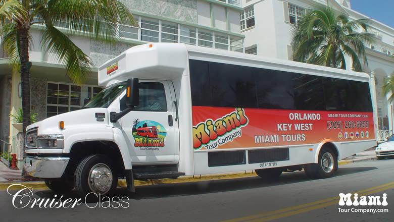 Cruiser Class Tour Bus