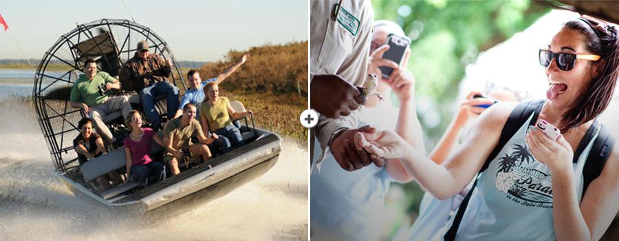 EF School's Everglades Adventure