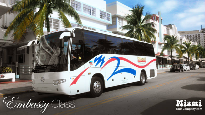 bus d'excursion à Miami