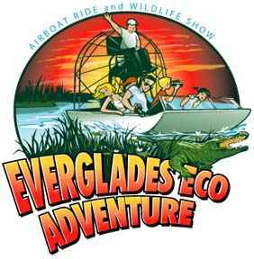 The Everglades Tour logo