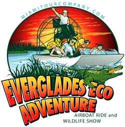 Everglades Eco Adventure logo