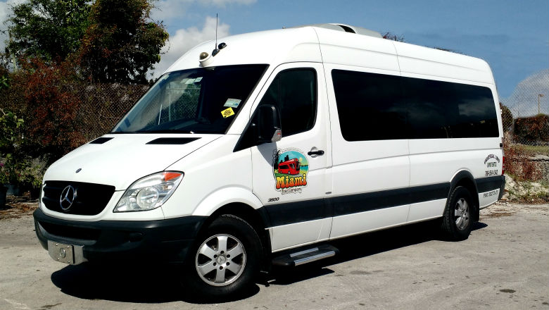 Mercedes Class Tour Bus