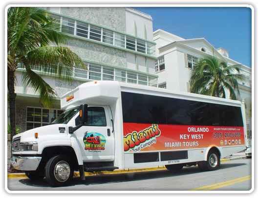 Bus di Tours Miami