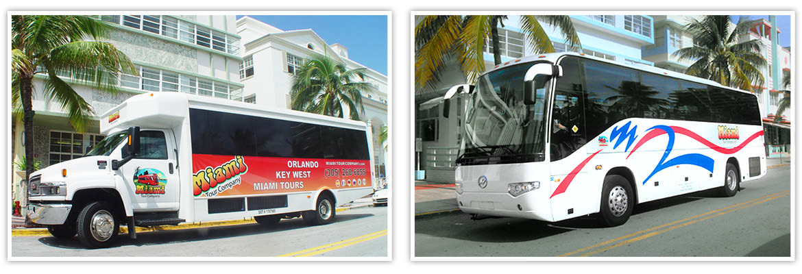 Miami Tour Bus