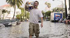 Mantendo o Bom Humor em Miami