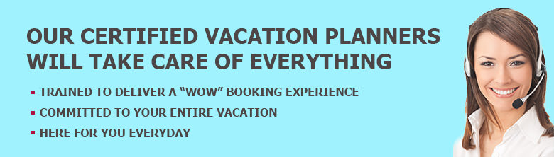 Plan Your Tour With a Certified Vacation Planner