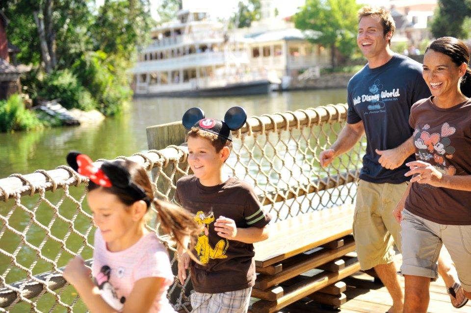 Disney vacanza in famiglia