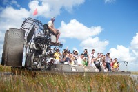 Everglades + Star Island Cruise Combo