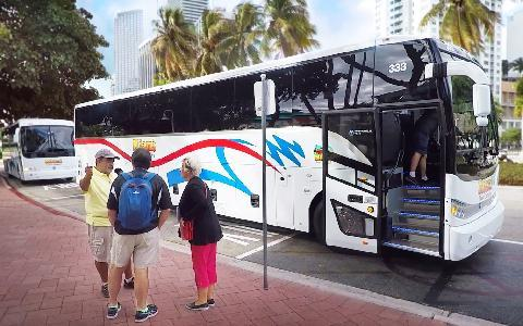 Tour Privati in Bus a Miami