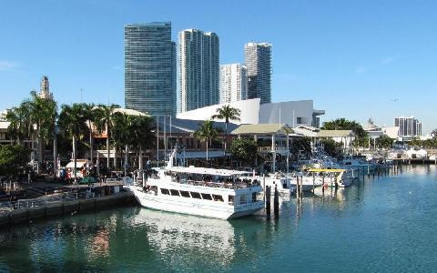 ⛴️ THE BEST Bayside Boat Tour in Miami (with Free Drink)