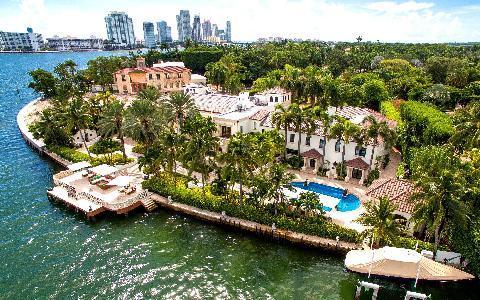 ⛴️ Star Island Boat Tour In Miami