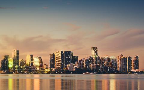 Faites une mini croisière coucher de soleil à Miami, aujourd'hui