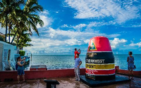 🏝️ 🚌 Car express pour Key West de Miami