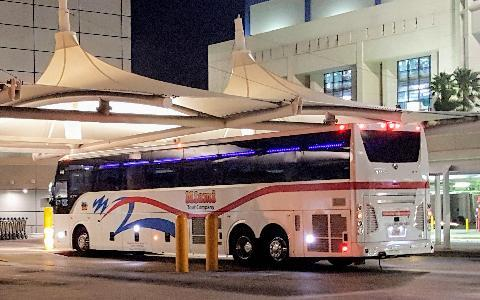 Airport Charter Bus Transfer