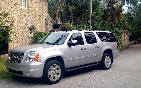 Rent a SUV in Miami