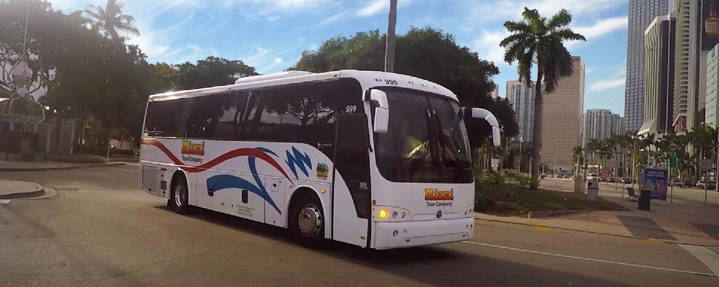 Bus Rental for School Field Trip In Miami