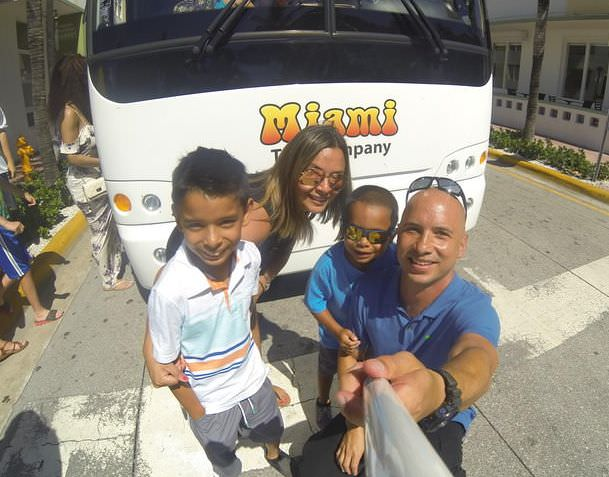 Why Take a Guided Bus Tour in Miami?